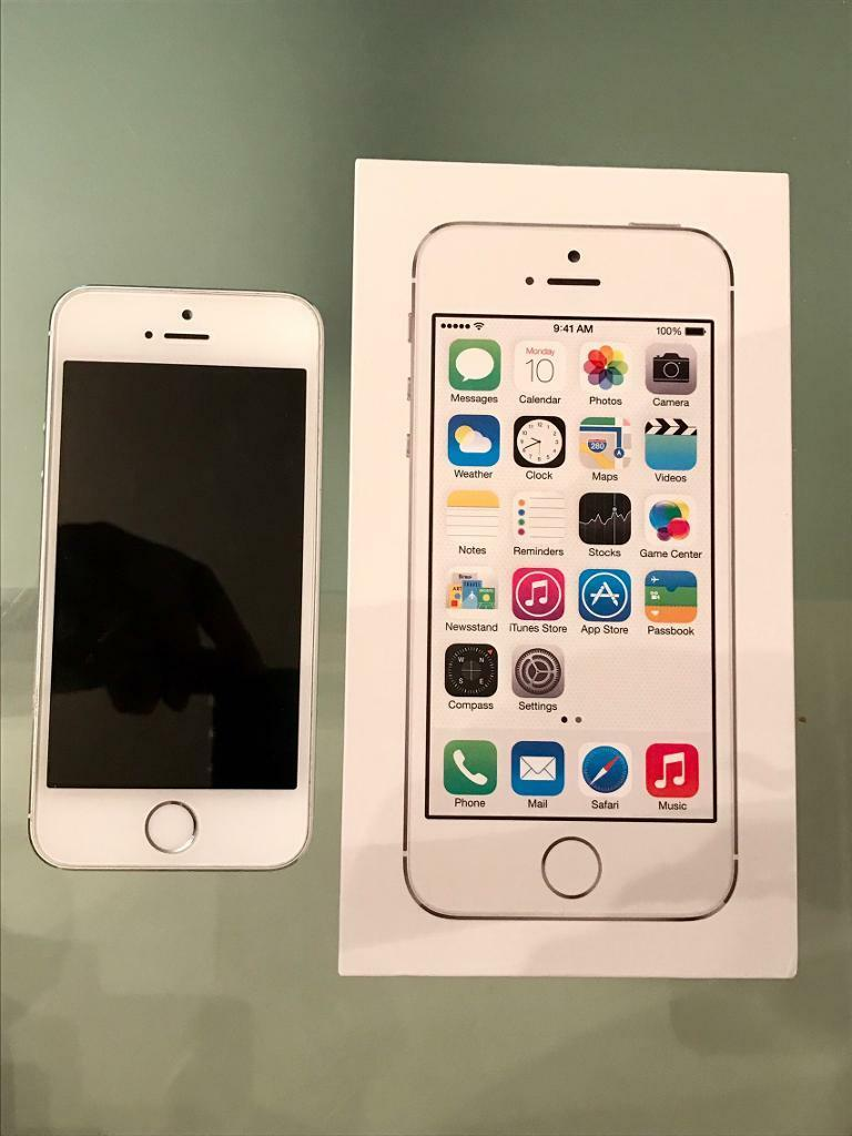 APPLE IPHONE 5S 32GB unlockedin Wellingborough, NorthamptonshireGumtree - Apple iPhone 5s unlocked 32GB used in a great condition couple of marks any questions please ask