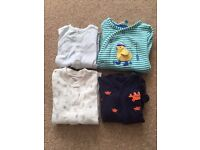 BABY BOY CLOTHES BUNDLE 0-3mth