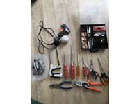 Set of tools -FREE, to go ASAP!