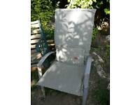 Garden chair/lounger cushion