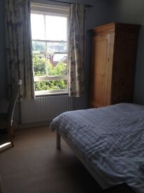Double Room in Family House in Central Winchester
