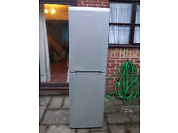 Large Beko Forst Free Fridge Freezer - 298L - A Energy - Silver - Free Delivery