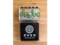 Zvex Fuzz Probe Guitar Fuzz Effects Pedal