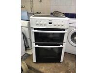 "Beko ceramic electric cooker 60"" cm"