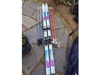 Salomon Ski sets