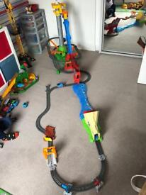 Track master train set