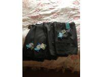 Boys school trouser bundle, size 10-11