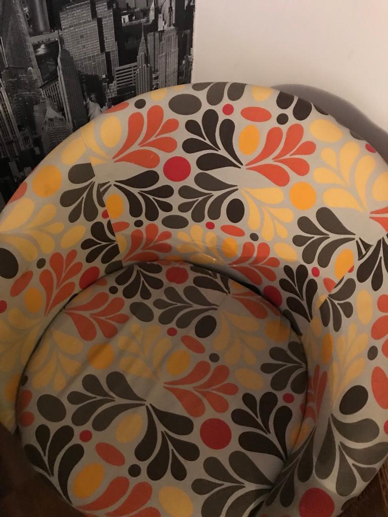 Skruvsta Swivel Ikea Chair
