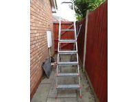 Aluminium 6 Tread Step Ladder