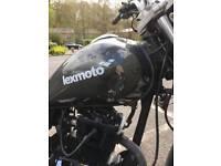 Lexmoto 125 zsb