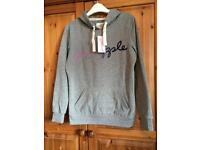 Pineapple hoodie new -size 8