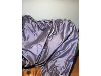 Curtains for sale, could be used in bedroom or lounge