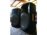 Mackie Tapco Thump TH-15A Loudspeakers PA