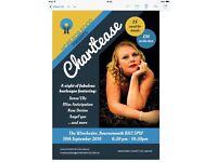 Charity Burlesque Night