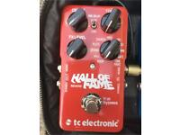 "Tc Electronic ""Hall of fame"" reverb"