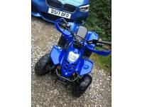 50cc automatic quadbike kids quad like new lt50 lt80 kids quad