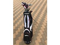 Wilson deep red XD clubs