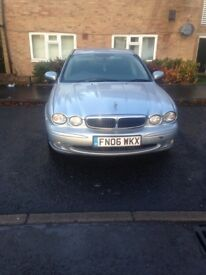 Lovely Jaguar drives manual 06 reg