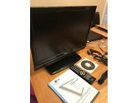 "LG 19"" LED HD TV"