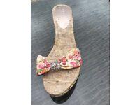Joblot summer sandals 100 pair