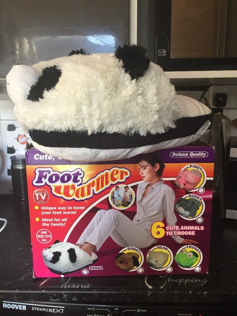 Super Soft Foot Warmer (Never Used)