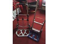 Trolleys x 2