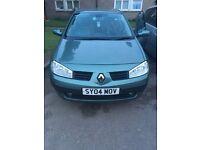 Renault Megane Expression with long MOT
