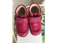 Gorgeous Clarks toddler shoes for sale size 6F
