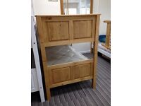 £100 !!! Bunk bed - New: Corona Style waxed Pine Panel bunk bed - New & boxed - £100 Promotion deal