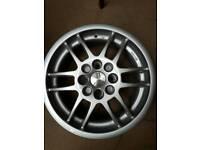 O.Z. Renault F1 Alloy Wheel 14 Inch 6J X 14 4FH236 4 Stud Brand New 7711211705