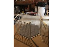 Puppy pen and room divider