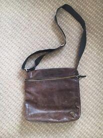 LEATHER BAG - fashion bag - SHOULDER BAG - spalding&bros