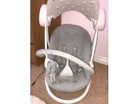 Mamas and papas grey starlite swing NEW
