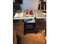 Used Performance 254mm Table Saw FMTC10TSL