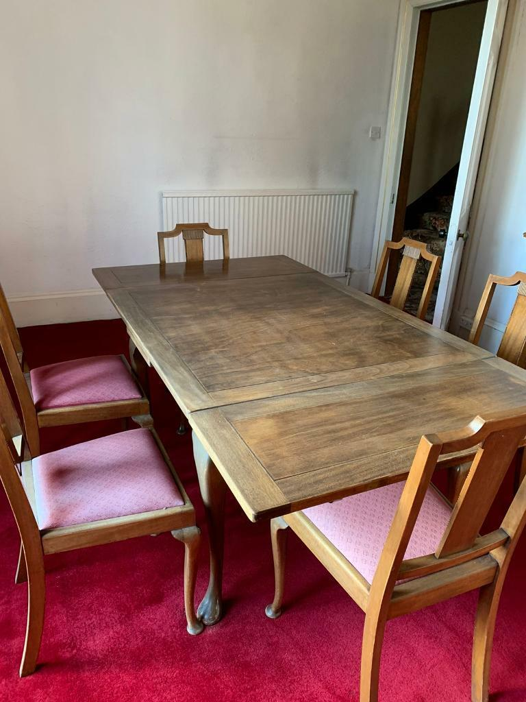 Dining Table And Chairs In Milngavie Glasgow Gumtree