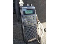 Yupiteru VT125II Airband Scanner/Receiver