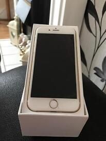 iPhone 6 gold perfect condition.