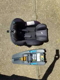 Joie I-anchor isofix car seat 0-13kg