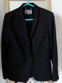 Women's H&M smart black blazer/ jacket