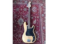Westfield Bass with Amp
