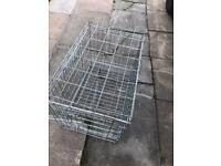 Pet Cage - Can flat Pack