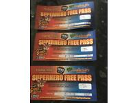Twin lakes tickets