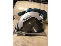 Makita BODY ONLY 18 volt saw
