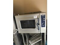 Hobart convection oven with stand resturant hotels pubs cafe job lot catering
