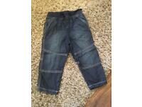 Sainsbury's tu Jeans 12-18 montjs