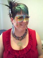 Beckaboo Face Painting ~ Balloon Art ~ Glitter Tattoos