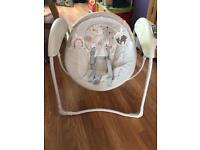 GRACO Glider/Swing chair
