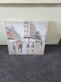 Canvas picture