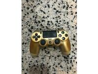 Ps4 controller - Gold