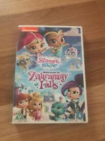 Shimmer & shine dvd: zahramay falls